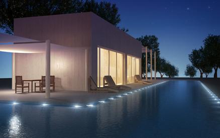 L'électricité des piscines